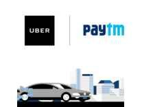 UBER Rides 10% Cashback for 10 times on Adding Rs. 550 to PayTm Wallet