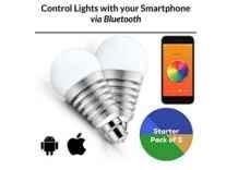 Mansaa SmartShine Base B22 9-Watt Bluetooth Wireless LED Bulb Rs. 1672 @ Amazon