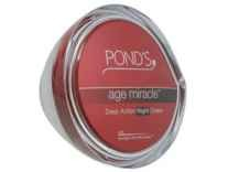 Pond's Age Miracle Deep Action Night Cream 50g Rs. 422 - Amazon