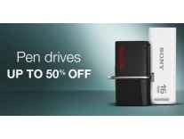 [DOTD] Pendrives Upto 40% off From Rs. 899 @ Amazon