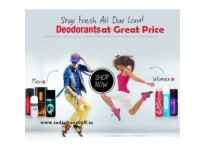 Deodorants & Perfumes Minimum 25% off from Rs. 119 @ Amazon