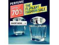 Perfumes & Minimum 40% off @ Flipkart