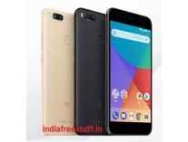 Xiaomi Mi A1 Phone Rs. 13999 - Flipkart