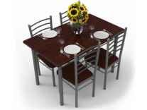 Forzza Leo Four Seater Dining Table Set at Rs. 5999