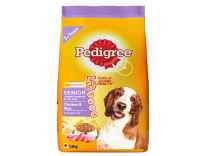 [Pantry] Pedigree Senior Dog Food, Chicken and Rice, 1. 2 kg k Rs. 204 - Amazon...