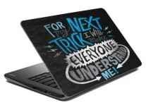 meSleep Laptop Skin Flat Rs.99 - Flipkart