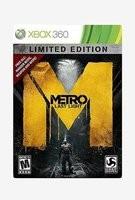 Xbox360 Metro:Last Light Limted Edition {Check price comparison}