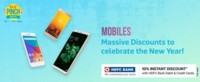 Flipkart- All Mobile Offers (New Pinch Days) + 10% discount with HDFC Bank Ca...
