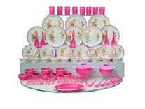 Joyo Plastic Dinner Set 84 Pieces Rs. 1699 @ Amazon
