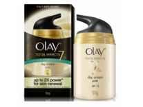 Olay Total Effects 7 in 1 Anti Aging Skin Cream Moisturizer Normal 20g at Rs. 249 @ Amazon
