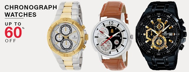Titan Watches Minimum 60% off from Rs. 798 @ Flipkart