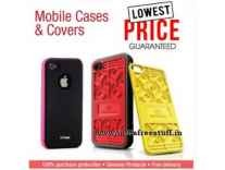 Mobile Cases, Covers & Screen Guards Upto 80% Off from Rs. 36 @ Amazon