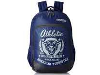 American Tourister 27 Ltrs Blue Casual Backpack AMT VOLT BACKPACK 02 - BLUE Rs.719 Amazon