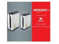 Havells AP-22 35-Watt Air Purifier Rs. 9999 @ Amazon ...