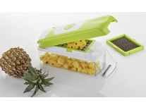 Amiraj Plastic Fruit and Vegetable Chopper Set 3-Pieces at Rs. 298 @ Amazon