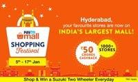 ₹500 off on a minimum order of ₹1499 on Paytm mall app