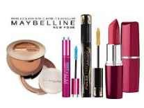 Maybelline Make up & Beauty Products Minimum 25% to 50% off from Rs. 75 @ Amazon