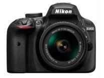 Nikon D3400 DSLR Camera Body with Single Lens Rs.27990 - Flipkart