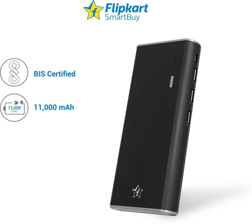 Flipkart Smartbuy Power Banks upto 38% off from Rs. 599 - Flipkart