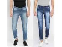 American Crew Men Jeans 70% to 76% off Just Rs.449 - Amazon