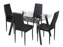 Royal Oak Milan Four Seater Dining Table Set at Rs. 10999