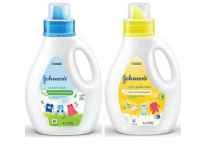 Johnson's Baby Laundry Detergent 500ml Rs.253 or 1L Rs. 404- Amazon