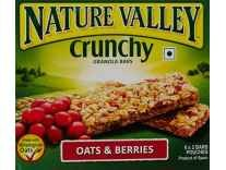 Nature Valley Crunchy, Oats and Berries, 252g at Rs. 229 @ Amazon
