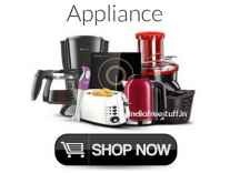 Kitchen & Home Appliances Minimum 50% off - Flipkart