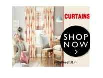 Curtains Upto 90% from Rs. 87 - Flipkart