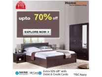[DOTD] HomeTown Furnitures Upto 74% off at Rs. 4599 @ Amazon