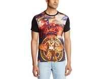 Pepe Jeans Men's T-Shirt at Rs.299 - Amazon