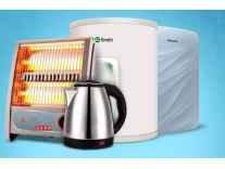 Home & Kitchen Appliances Min 30% off + 10% off on Rs. 3000- Flipkart