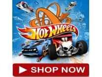 Hot wheels Toys & Games Minimum 50% off from Rs. 249 - Flipkart