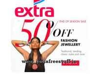 Fashion Jewellery Minimum 90% off from Rs. 1- Amazon