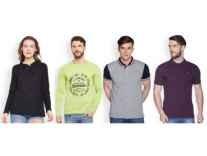 Club York Men & Women Clothing Upto 70% Off Start From Rs.254 @ Myntra