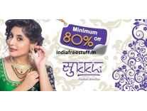 Youbella Fashion Jewellery upto 90% off from Rs. 99 - Amazon