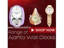 Wall Clocks Minimum 70% off from Rs. 173- Amazon