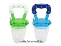 Maxbell Silicone Baby Food Fruit Teething Feeder Pacifier For Vegetables Rs. 199 - Amazon