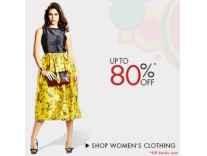 Women's Western Wear Top Brands Minimum 70% off from Rs. 119 @ Amazon