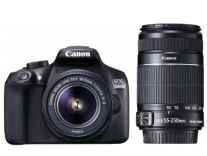 Canon DSLR Cameras upto 34% off + Free Motorola Wireless Bluetooth Headset worth Rs. 6499 - Flipkart