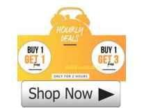 Myntra Buy 1 Get 3 Free & Buy 1 Get 2 Free + 10% Cashback