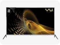 VU 6032F 80 cm (32 Inches) HD Ready LED TV at Rs. 13454 @ Tatacliq