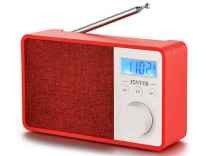 Jonter M35 Wireless Bluetooth Portable Speaker with FM Radio and Clock at Rs. 1649 @ Amazon