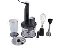 Panasonic MX-SS40BSM 600-Watt Hand Blender with Chopper and Slicer at Rs. 3238 @ Amazon