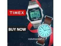 Timex watches 50% to 67% off from Rs....